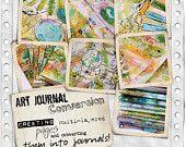Art Journal Conversion On-Line Workshop  Great workshop, love it.