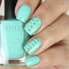 KIKO 389 Mint Milk
