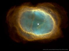 NASA's Astronomy Picture Of The Day: NGC 3132: The Eight Burst Nebula