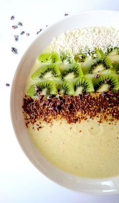 Ruoka-alkemisti: Trooppinen smoothiekulho