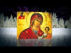 Cantari inchinate Maicii Domnului - YouTube Jesus Christ, Religion, Baseball Cards, History, Romania, Artist, Youtube, Painting, Color