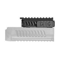 AK47 Handguard Rail System Upper, Black