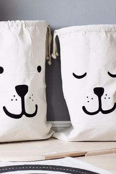 INS Large Baby Toys Storage Canvas Bags Bear Batman Laundry Hanging Drawstring Bag Cute Household Canvas Pouch Bag Wall Pocket Baby Toy Storage, Toy Storage Bags, Storage Baskets, Clothes Storage, Kids Storage, Hanging Storage, Gift Baskets, Storage Ideas, Storage Solutions