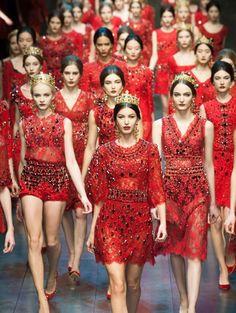 Highlights: Milaan Fashion Week a/w 2013 | ELLE