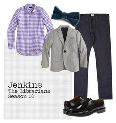 """""""Jenkins"""" by shaylinka on Polyvore featuring J.Crew and Paul Smith"""