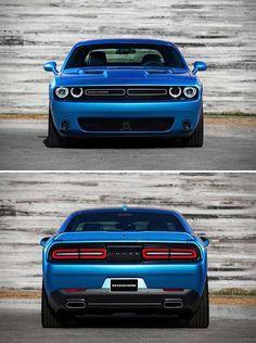2015 Dodge Challenger.