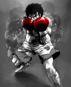 Hajime No Ippo – Boxing Anime Tribute, Gallery, AMV (Video) Anime Comics, Muay Thai, Anime Cosplay, Mangaka Anime, Live Action, Old School Cartoons, Cartoon Games, Animes Wallpapers, Otaku