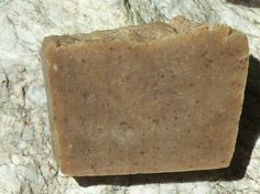 100% Natural Our all natural coffee soap made with real fresh brewed coffee. Helps to kill odors. It is a natural deodorant soap, with milk added for a creamy lather. This scent has a warmth to it that will leave you feeling fresh and ready to go. This soap contains coffee grounds added for extr...