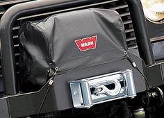 WARN Winch Cover for the M8274-50