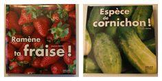 Ramène ta fraise et Espèce de cornichon