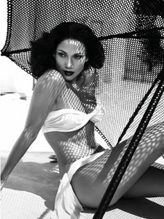 Tits and Tires | The Pirelli Calendar from 1964 to Today | 2006 - J.Lo by Mert & Marcus