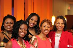 Photo of the day from last year's event. From left to right Da Real Storm (performer), Ange' Anglade (producer and host), Chardelle Moore (co-host and model), Yaa Gyasi Peppy Parke aka Nola Mendez-Parks (creator, producer and host), and Catherine Tyson (keynote speaker).