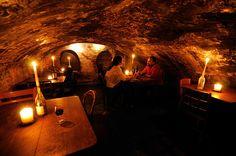 Gordon's Wine Bar   Underground wine bar in London, established 1890