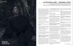 Fotostrecke SCHÖN Magazine with actress Hannelore Elsner © Sammy Hart