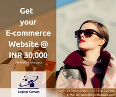 https://flic.kr/p/Wu8hin | E-commerce Website Development in Janakpuri New Delhi India | A website is the initial impression of any company's brand worth. It's a necessity for each organization's development and growth. We at Logical Canvas give a solution to make your dream web site. We confirm to provide a simple platform to handle all of your tasks.Our main focus is to create a successful business for our clients, not simply a website. We develop an associate e-commerce website for our…