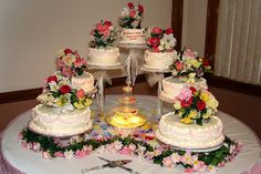 Quinceanera Cake - The cake. by jessica_northup, via Flickr