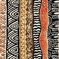4 African Design Paper Decoupage Napkins - Use For Crafts, Mixed Media, Scrapbooking, Collage And Altered Art Projects African Quilts, African Textiles, African Fabric, African Theme, African Masks, Tribal Art, Tribal Prints, Tribal Drawings, Art Black Love