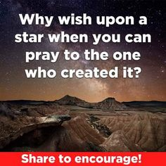 lisa970love: #wishing on a star#pray to the one who made it