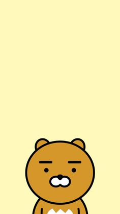 3번째 이미지 Couple Wallpaper, Bear Wallpaper, Kpop Drawings, Easy Drawings, Cute Wallpapers, Wallpaper Backgrounds, Iphone Wallpaper, Ryan Bear, Kakao Ryan
