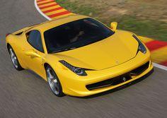 Ferrari 458 italia Cupe
