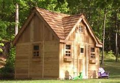 Building made out of pallets