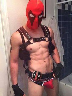 naken cosplay gay