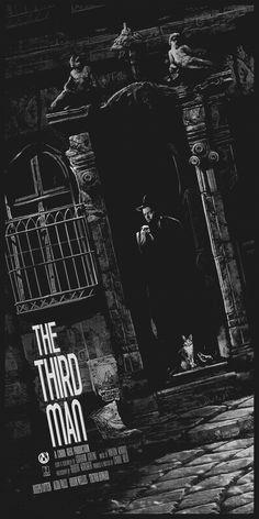 The Third Man by AJ Frena