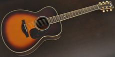 YAMAHA / LS6 ARE BS Acoustic Guitar Free Shipping! δ
