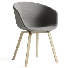 About A Chair Upholstered Dining Chair, Soap Treated Oak Legs Remix 2 113 Panton Chair, Hay Chair, Office Furniture, Furniture Decor, Furniture Design, Eames, Hay Design, Kartell, Mid Century Chair