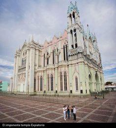 Templo expiatorio, Leon Guanajuato
