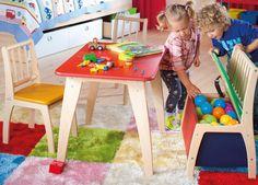 Kindersitzgruppen, -tische, -sessel und -sofas kaufen - Leiner Baby Kind, Sofas, Kids Rugs, Home Decor, Kid Furniture, Tables, Armchair, Couches, Decoration Home