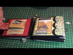 Travel Album-Bland Designs - YouTube