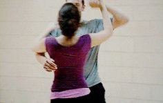 Silver Linings playbook   dance GIF   Bradley Cooper & Jennifer Lawrence   SLP   favorite movie