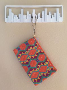 Wayuu Fashion Clutch by JuliruAccessories on Etsy