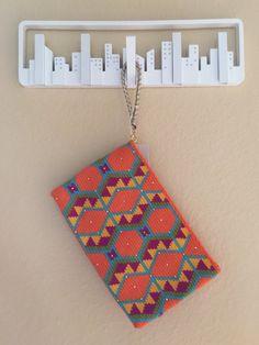 Wayuu Fashion Clutch by JuliruAccessories on Etsy