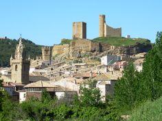 Uncastillo. Medieval Village