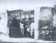 Porta Salaria, Piazza Fiume, <1870