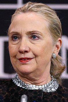 Hillary Clinton  Born in 1947