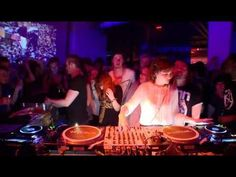 Nina Kraviz Boiler Room Berlin DJ Set - YouTube