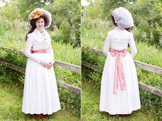 Mode de Lis: · 1780s Chemise Dress ·
