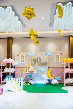 Dreamy Little Star Birthday Party