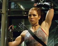 Loved Jessica Biel in this movie - strong, capable, and determined.