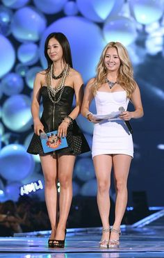 Girls Generation - Yuri & HyoYeon