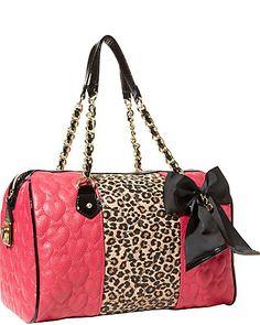 Betsy Johnson bag, i want i want i want!