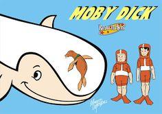Hanna Barbera World: ENG - Moby Dick