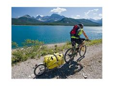 BOB Yak Cykeltrailer   Pris: 2.995,00 DKK (Du sparer21,16%Førpris:3.799,00 DKK)