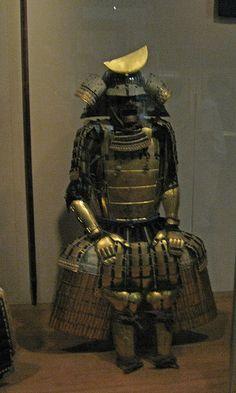 Armor (Gusoku),  Japan, Edo period 17th century   Inscribed by Yukinoshita Sadalye