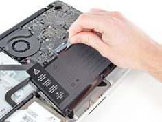 "Installing MacBook Pro 13"" Unibody Early 2011 Battery Replacement - iFixit"