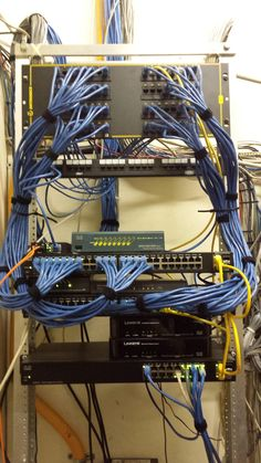 434 Best Cable Management images   Structured cabling