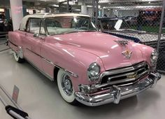 You are in the right place about Vintage Cars retro Here we offer you the most beautiful pictures ab Cars Vintage, Retro Cars, Antique Cars, Rosa Cadillac, Pink Cadillac, Carros Retro, Subaru, Tout Rose, Nissan